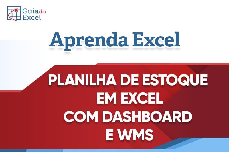 Planilha de Estoque em Excel