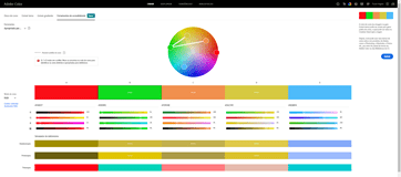 escolher cores dashboard 3